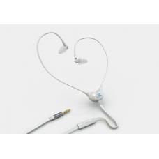 Fehér színű, Smart&Safe® levegőcső fülhallgató