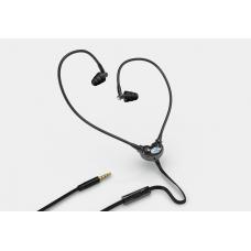 Fekete színű, Smart&Safe® levegőcső fülhallgató