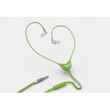 Zöld színű, Smart&Safe® levegőcső fülhallgató