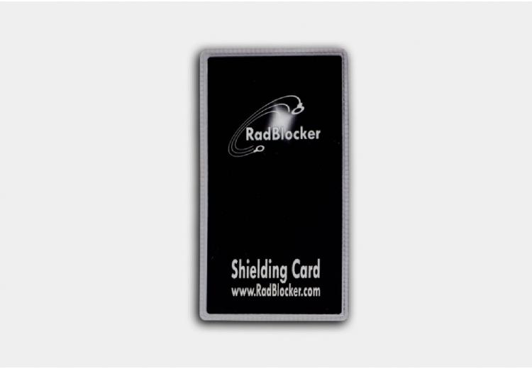RadBlocker™ kártya